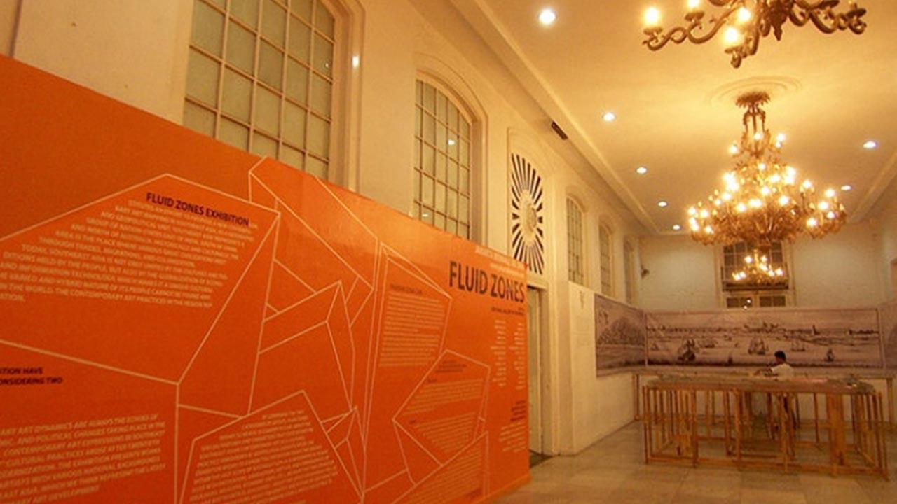 Fluid Zone, Jakarta Biennale 2009