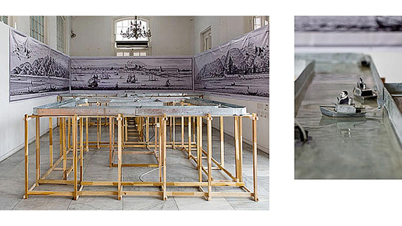 Iswanto Hartono, 'Zacht (Mellow)', installation, Jakarta Biennale 2009