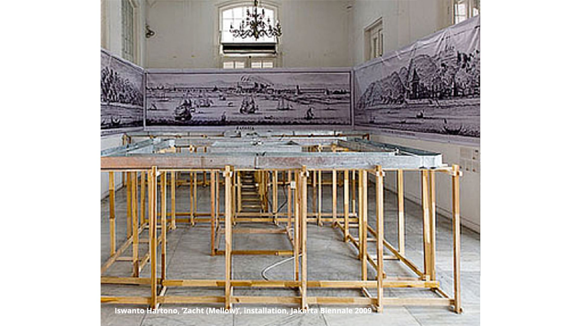 Iswanto Hartono, 'Zacht (Mellow)', installation, Jakarta Biennale 2009-a